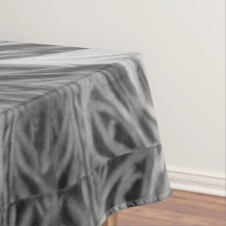 Charcoal Swan Tablecloth