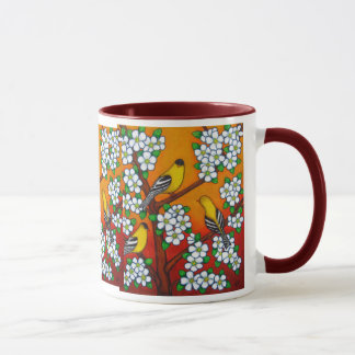 Chardonnay Sunset Coffee Mug