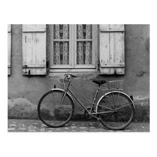 Charentes Bike Marans Postcard