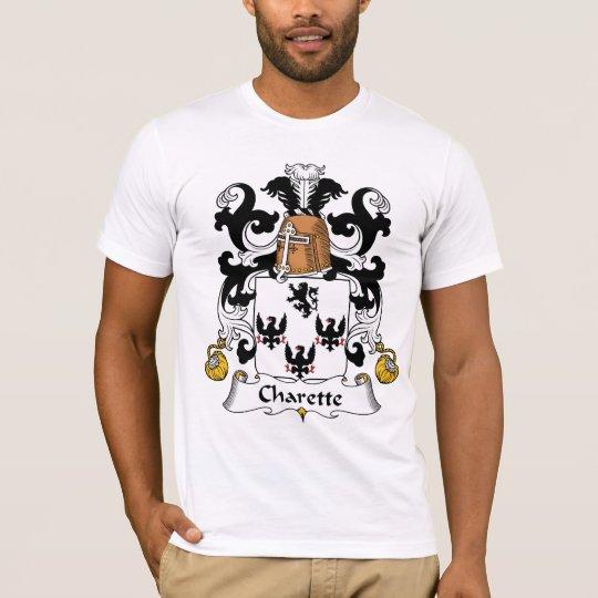 Charette Family Crest T-Shirt
