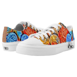 Charge It Low-Top Sneakers
