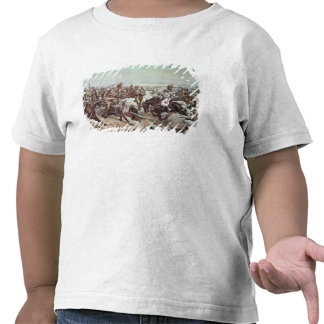 Charge of the 21st Lancers at Omdurman 2 Tshirt