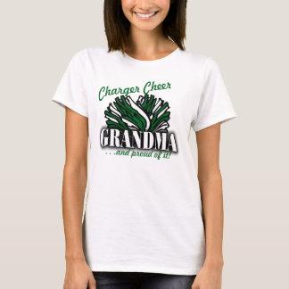Charger Cheer Grandma3 T-Shirt