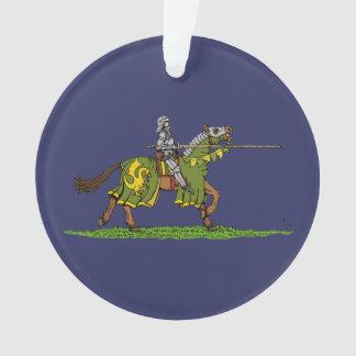 Charging Knight Ornament