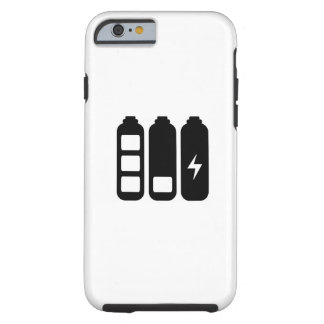 Charging Pictogram iPhone 6 Case