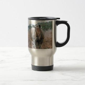 Charging Rhino Mugs