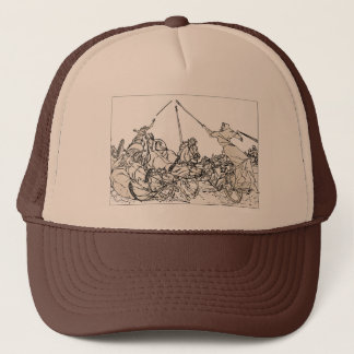 Chariots Trucker Hat