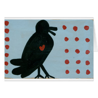 charis cards blackbird love