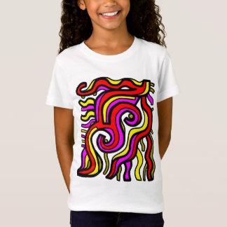 """Charisma"" Girls' Fine Jersey T-Shirt"
