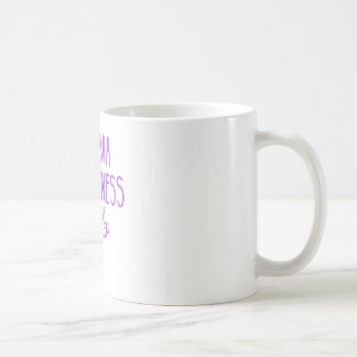 Charisma Uniqueness Nerve and Talent Mug