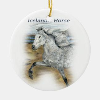 Charismatic Ceramic Ornament
