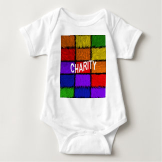 CHARITY BABY BODYSUIT
