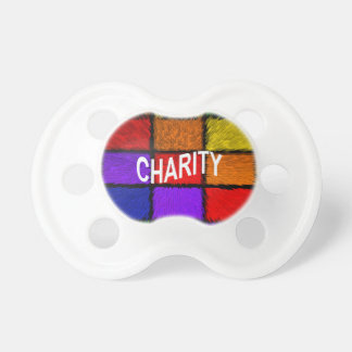 CHARITY BABY PACIFIER