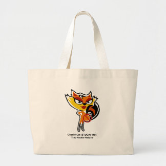 Charity Cat Product Canvas Bags