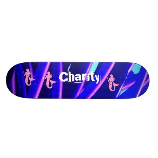 Charity Skateboard Deck