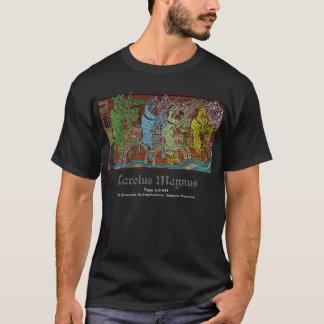 Charlemagne (black T-shirt) T-Shirt