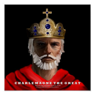 Charlemagne the Great poster