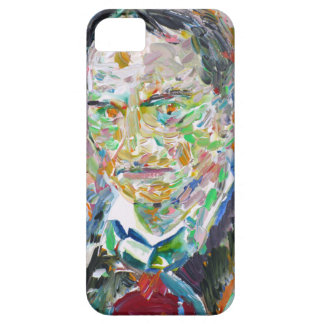CHARLES BAUDELAIRE - oil portrait Case For The iPhone 5