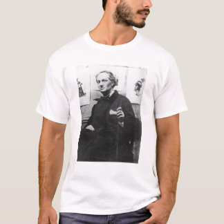 Charles Baudelaire  with Engravings, c.1863 T-Shirt