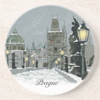 Charles Bridge coaster