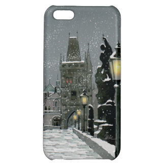 Charles Bridge iPhone 5C Savvy Case iPhone 5C Cases