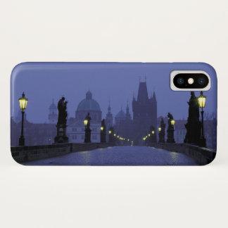 Charles Bridge Prague iPhone X Case