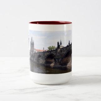Charles Bridge, Prague mug