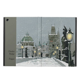 Charles Bridge Winter iPad Air Powis Cover