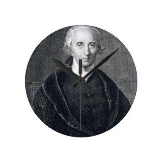 Charles Carroll of Carrollton, engraved by Asher B Wallclocks