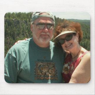 Charles_Cindi_Oak Creek Canyon Mouse Pad