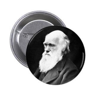 Charles Darwin 2 Inch Round Button