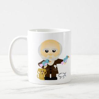 Charles Darwin Coffee Mug