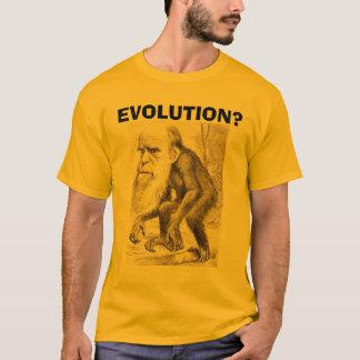 Charles Darwin Evolution? T-Shirt