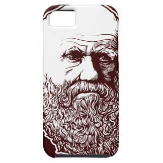 Charles Darwin iPhone 5 Covers
