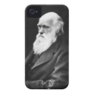 Charles Darwin Portrait iPhone 4 Case-Mate Case