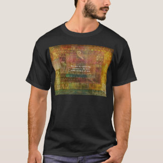 Charles Darwin  Quote about animals T-Shirt