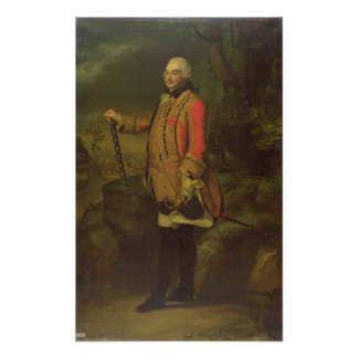 Charles de Rohan  Prince de Soubise Poster