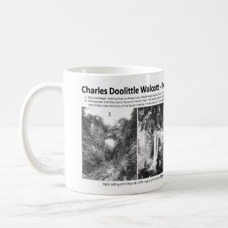 Charles Doolittle Walcott I - Pioneering Geologist Coffee Mug