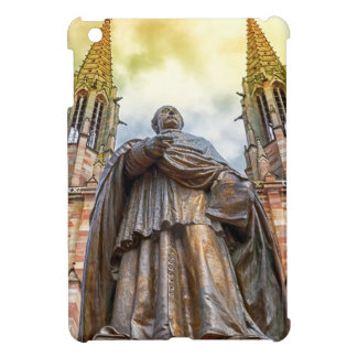 Charles-Emile Freppel statue, Obernai, France Cover For The iPad Mini