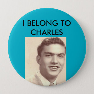 Charles Family Reunion Button