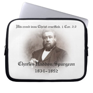 Charles Haddon Spurgeon Electronics Sleeve