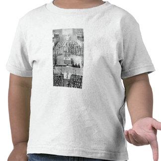 Charles I devant la Haute Cour de Justice T-shirt
