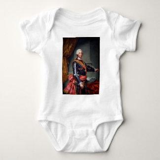 Charles III of Spain by Anton Raphael Mengs 1761 Baby Bodysuit