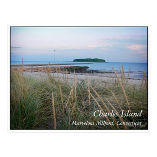 Charles Island Postcard