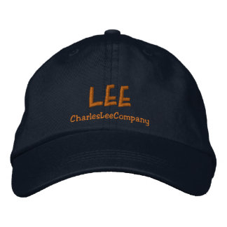 Charles Lee Company Cap 2