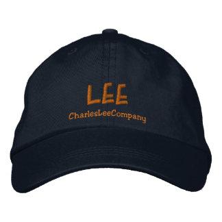 Charles Lee Company Cap 2 Baseball Cap