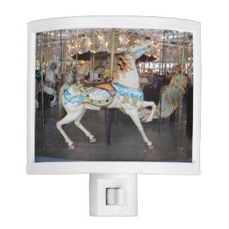 Charles Loof Carousel Horse Night Lights