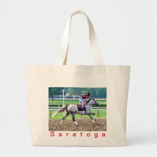 Charles LoPresti Workouts at Saratoga Canvas Bags
