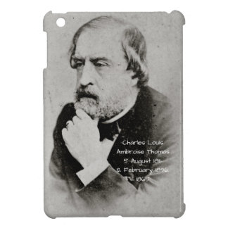 charles Louis Ambroise Thomas 1865 Case For The iPad Mini