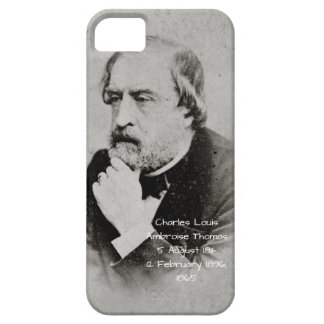 charles Louis Ambroise Thomas 1865 Case For The iPhone 5
